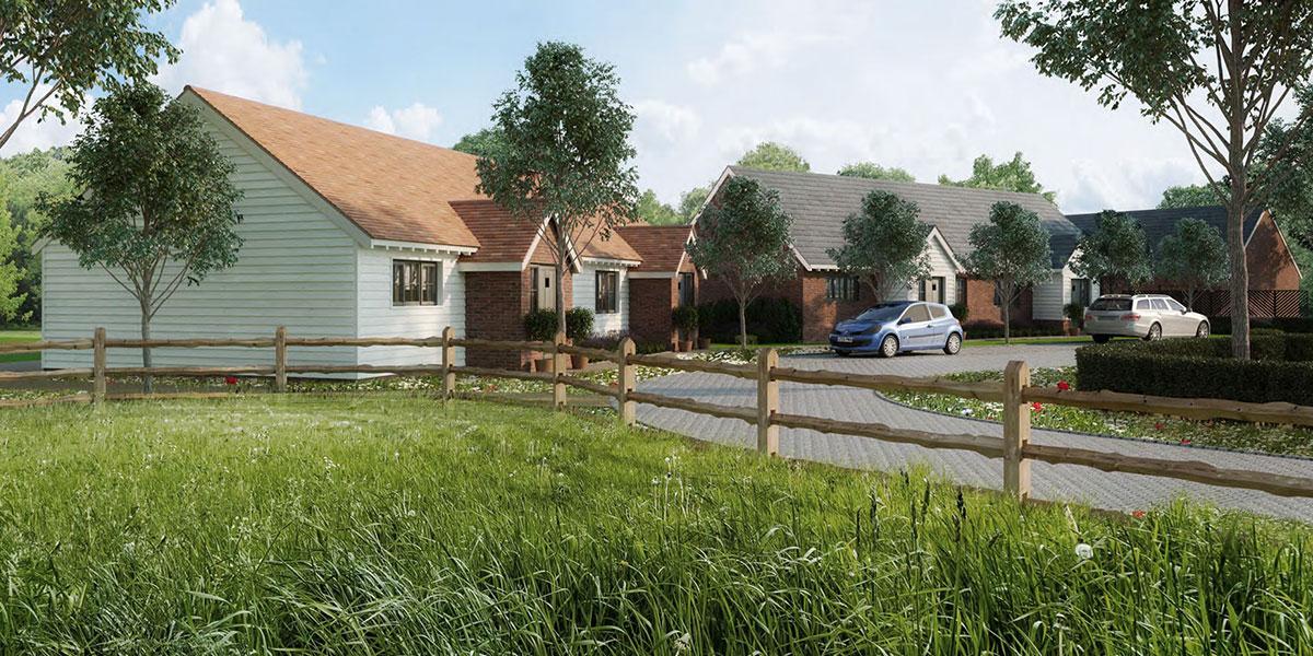 Oak Field Lodge Shadoxhurst