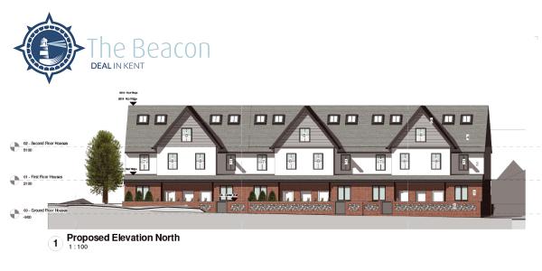 The Beacon, Deal