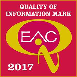 EAC Quality of information mark